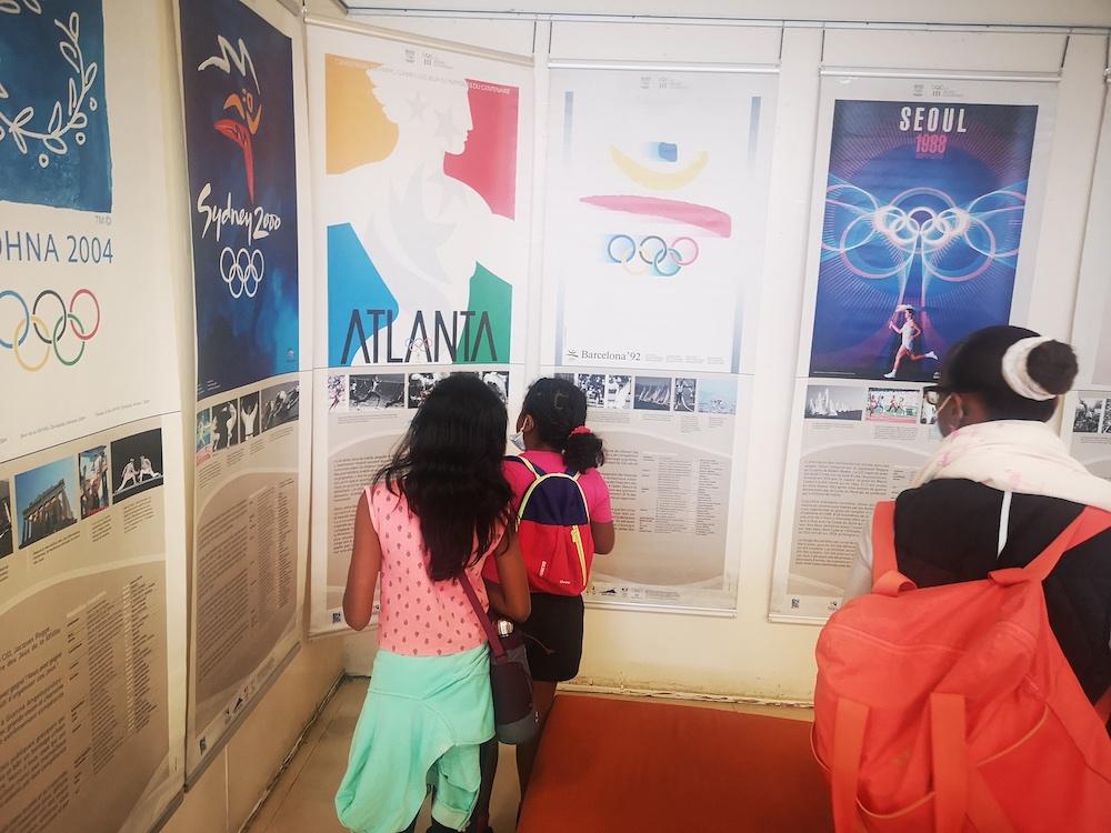 Saint-Paul célèbre la Journée Olympique et Paralympique