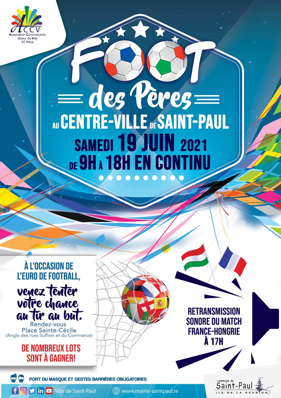 Fête des Pères 2021 à Saint-Paul