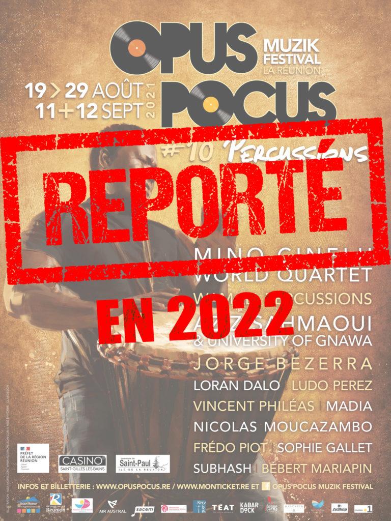 Opus Pocus Reporté