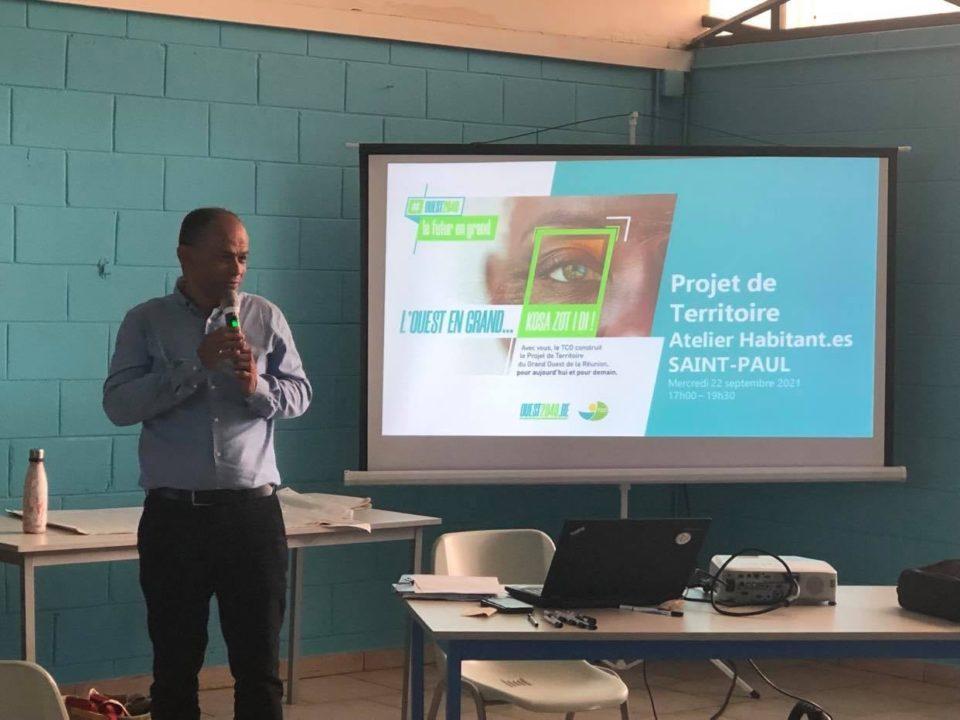Projet de Territoire : première consultation citoyenne à Ravine Daniel