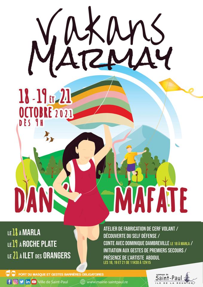Lancement de l'opération Vakans marmay dan Mafate